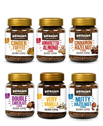new-set-of-6-x-50g-instant-flavoured-mini-coffee-jars-ideal-treat-on-a-cold-winter-morning-cinder-to