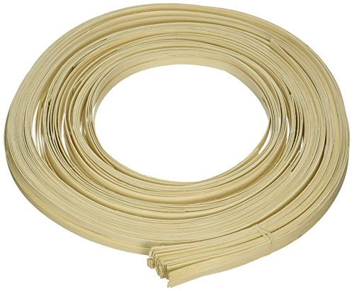 Commonwealth Basket Flat Reed 3/8-Inch 1-Pound Coil, Approximately 265-Feet (Basket Weaving Materials compare prices)