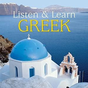 Listen & Learn Greek | [Dover Publications]