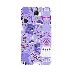 Digi Fashion premium printed Designer Case for Samsung Galaxy Note 3 Neo N7505