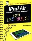 echange, troc Bernard JOLIVALT - iPad Air Pas à Pas Pour les Nuls