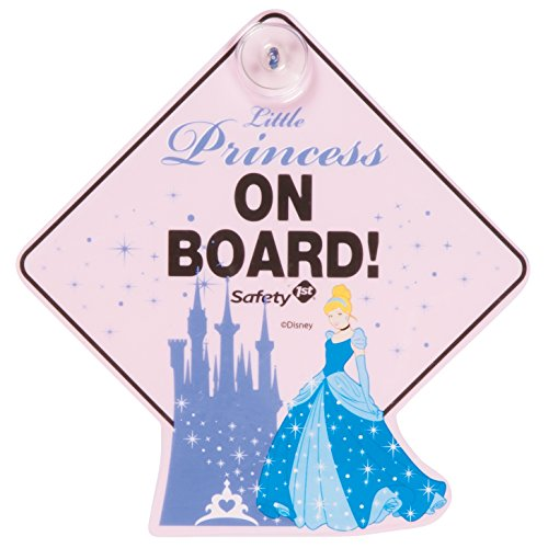 Disney Sparkle Princess On Board Sign - 1