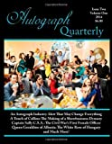 Autograph Quarterly Magazine Issue Two 2014