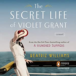 The Secret Life of Violet Grant Audiobook