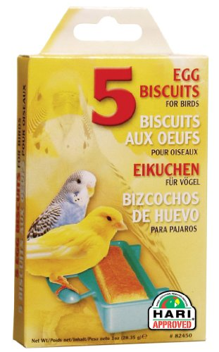 Cheap Living World Egg Biscuits (5/Pack) (B0002DH3E6)