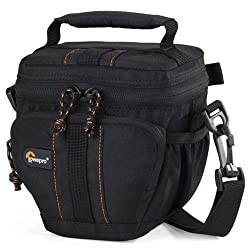 Lowepro LP36235 Adventura TLZ 15 Top Loading Bag for DSLR Kit (Black)