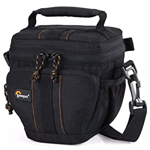 Lowepro LP36235 Adventura TLZ 15 Top Loading Bag for DSLR Kits (Black)
