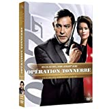 James bond, Op�ration tonnerre - Edition Ultimate 2 DVDpar Sean Connery