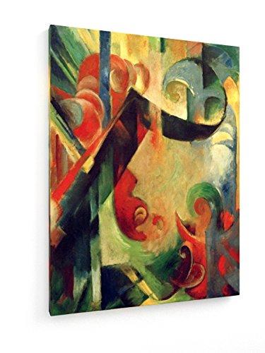 franz-marc-formas-broken-1914-60x80-cm-weewado-impresiones-sobre-lienzo-muro-de-arte