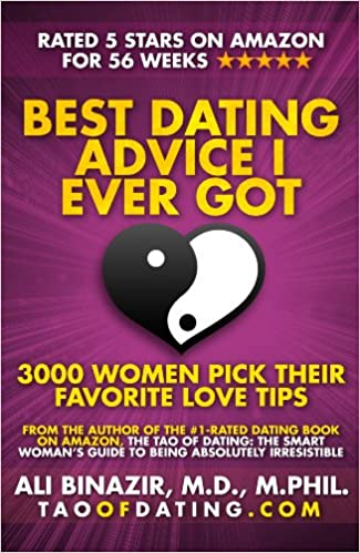 Best Dating Books For Women On Amazon On Pinterest By Dr Ali Binazir 2