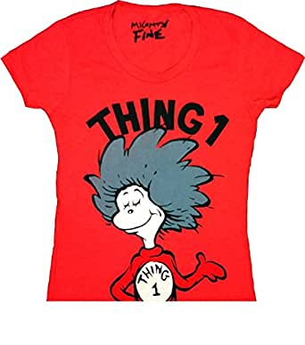 Thing 1 Kids Shirt