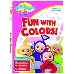 Teletubbies Classics: Fun with Colors!