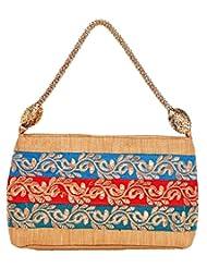Stylocus Handbag (Gold) (st_e_1167)