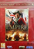 EMPIRE TOTAL WAR (PC DVD) Windows XP/VISTA/7