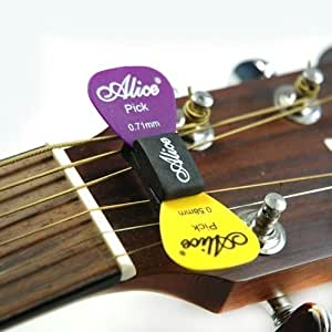 2 x porte médiator pour guitares