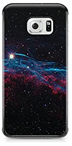 Samsung Galaxy S6 Edge Back Cover by Vcrome,Premium Quality Designer Printed Lightweight Slim Fit Matte Finish Hard Case Back Cover for Samsung Galaxy S6 Edge