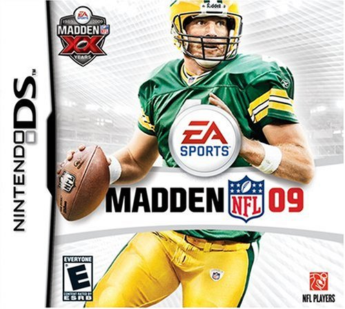 Madden NFL 09 - Nintendo DS (Madden Football Nintendo Ds Games compare prices)