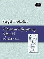 Classical Symphony, Opus 25 in Full Score