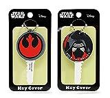 スター・ウォーズ Star Wars: The Force Awakens (スター・ウォーズ/フォースの覚醒) キーカバー2種組 EP7 カイロ・レンSWKC285/EP7 レジスタンスマークSWKC286