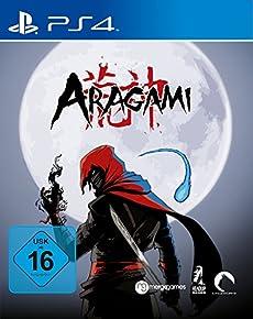 Aragami (PlayStation PS4)