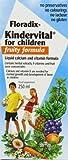Floradix Kindervital Fruity Formula Liquid 250ml from Salus-haus