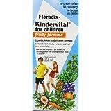 Floradix Kindervital Fruity Formula Liquid 250ml