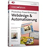 "Photoshop-PowerWorkshop-Webdesign & Automatisierungvon ""video2brain"""