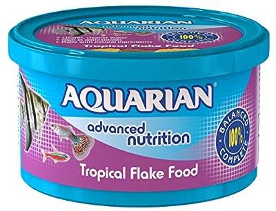 Aquarian Tropical Flake Fish Food