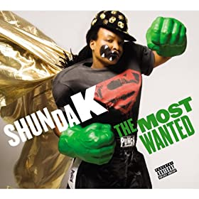 The Most Wanted [Explicit]