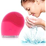 Quimat New Generation Sonic Cleansing Face Massager Facial Brush And Exfoliator Makeup Tool For Facial Polish...