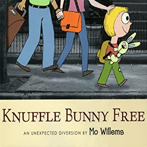 Knuffle Bunny Free: An Unexpected Diversion Audiobook