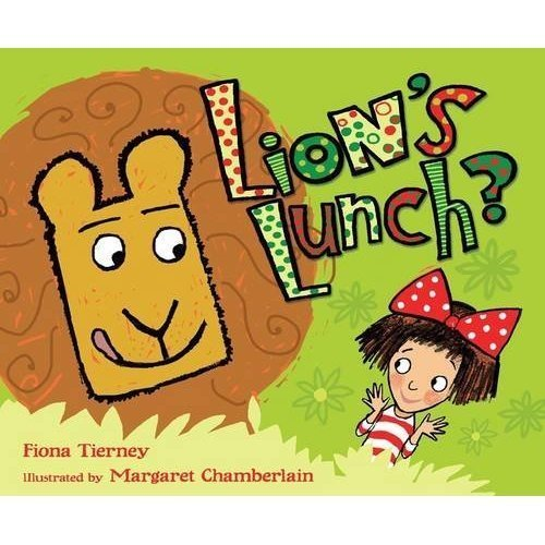 Image for Lion's Lunch?