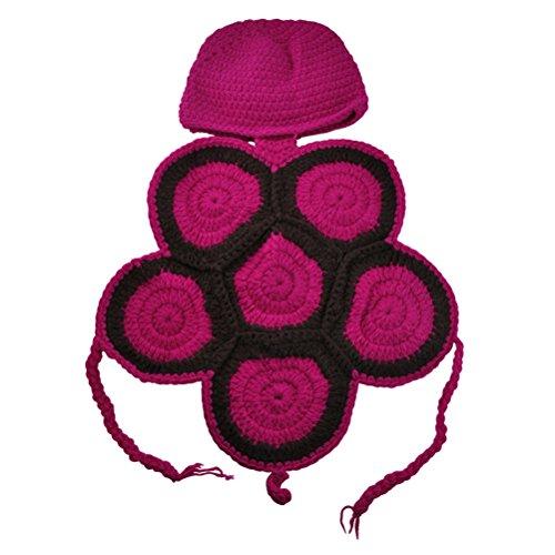 BlueTopTM-Infant-Costume-Photography-Handmade-Knit-Crochet