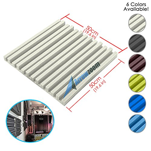 arrowzoom-new-1-piece-of-196-in-x-196-in-x-19-in-soundproofing-insulation-5cm-metro-striped-ceiling-