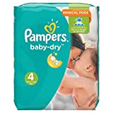 Pampers Baby Dry 4 x 174