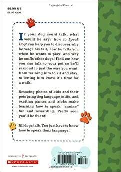 how to speak dog sarah whitehead