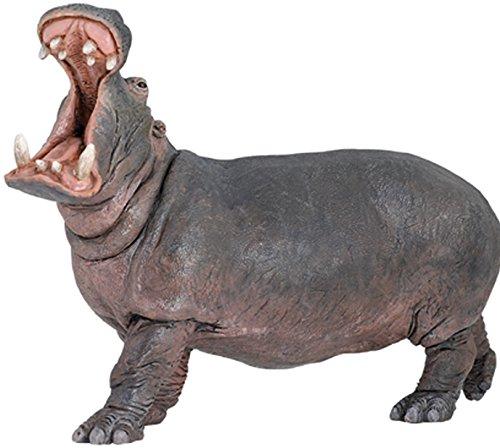 Papo Hippopotamus Toy Figure - 1
