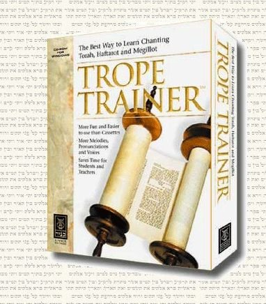 Trope Trainer - The Entire Torah Chanted And Narrated, For Learning To Read From The Torah! Delux Edition . Bar Or Bat Mitzvah Trainer!