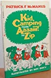 Kid Camping from Aaaaiii! to Zip (038071311X) by McManus, Patrick F.
