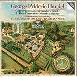 Handel: Alexander's Feast, 3 Oboe Concertos, Sonata a 5