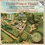 Haendel-Pinnock -Concerto Grosso