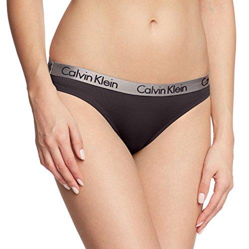 Calvin Klein underwear - RADIANT COTTON - BIKINI, Intimo da donna, nero (black 001), S