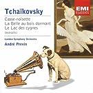 Tchaikovsky: Casse-noisette, La Belle au bois dormant & Le Lac des cygnes (extraits)