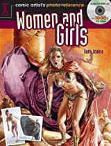 Free Comic Artist's Photo Reference Women And Girls Ebook & PDF Download