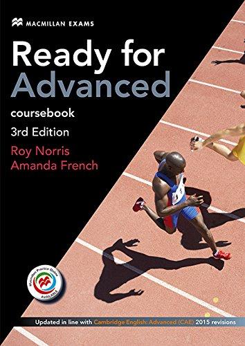Ready for advanced. Student's book. Con e-book. Con espansione online. Per le Scuole superiori (Ready for Advanced 3rd Edition)
