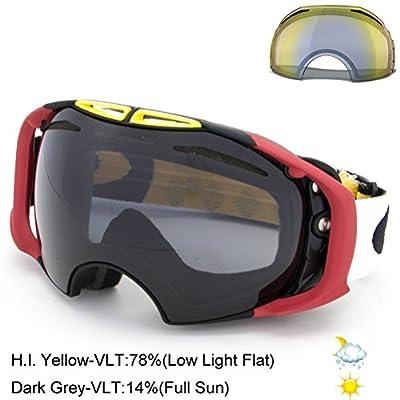 Oakley Prizm Airbrake Snow Goggle (6243)