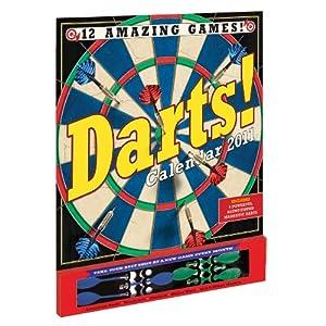 Darts! Calendar 2011