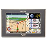 Mio C520 4.3-Inch Widescreen Bluetooth Portable GPS Navigator ~ Mio