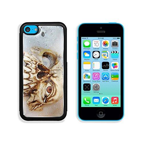 MSD Premium Apple iPhone 5C Aluminum Backplate Bumper Snap Case IMAGE ID: 464427 Fake halloween vampire in its bath