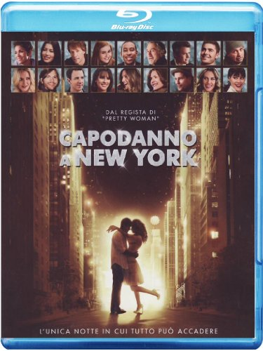 Capodanno a New York (+e-copy) [Blu-ray] [IT Import]